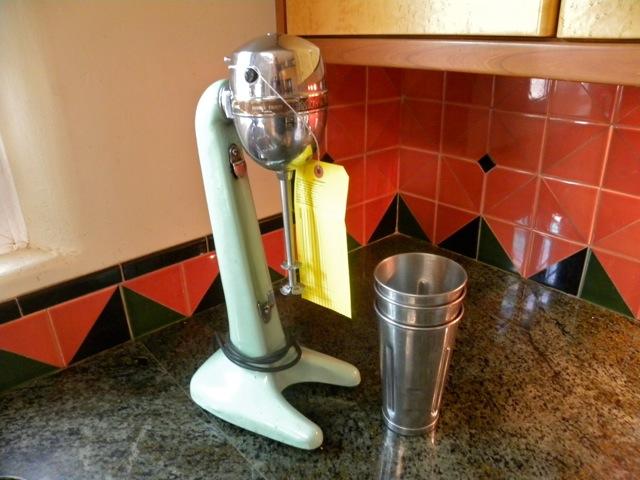 Back to Barelas - malt mixer