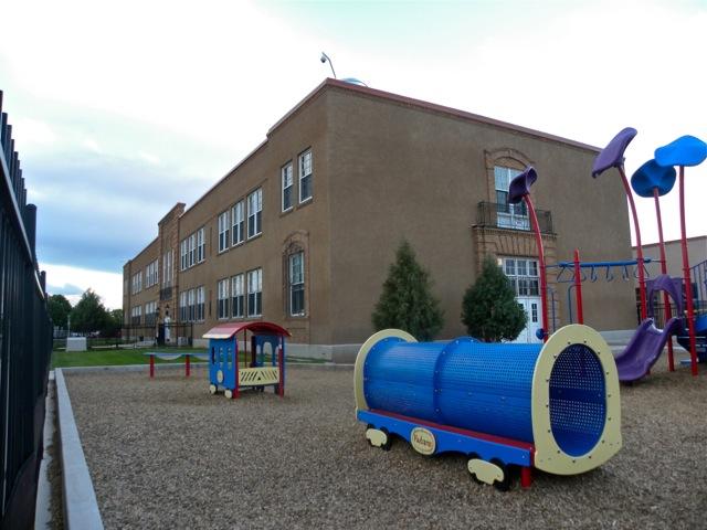 Barelas - Coronado school