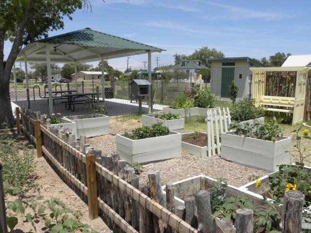 Belen - garden