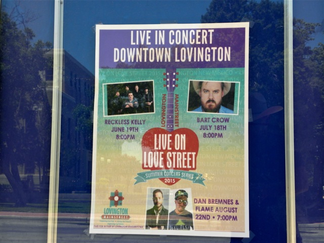 Lovington - poster