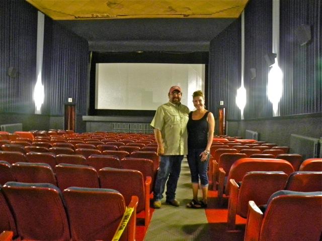 Odeon Robert & Christy