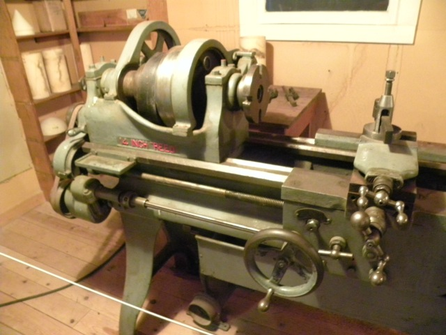 Roswell - metal lathe